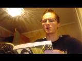 Auror - Стихи к Пушкину (Марина Цветаева cover) & (Chris Vrenna - Flying on the wings of steam instr. [Remix])