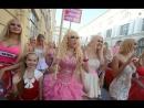 Карина Барби на параде блондинок в Петербурге