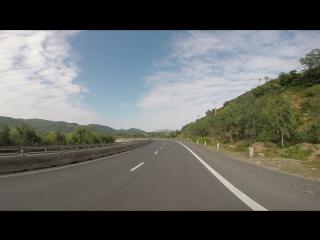 виды по дороге из Нячанга в Куинён