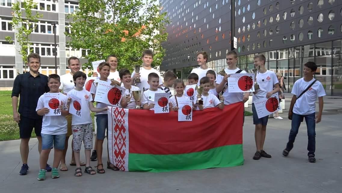 Белорусская команда