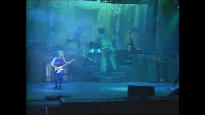Iron Maiden-Live After Death-World Slavery Тоur 85