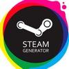 STEAM GENERATOR раздача ключей и конкурсы