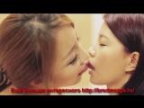 Уроки поцелуев от двух азиаток