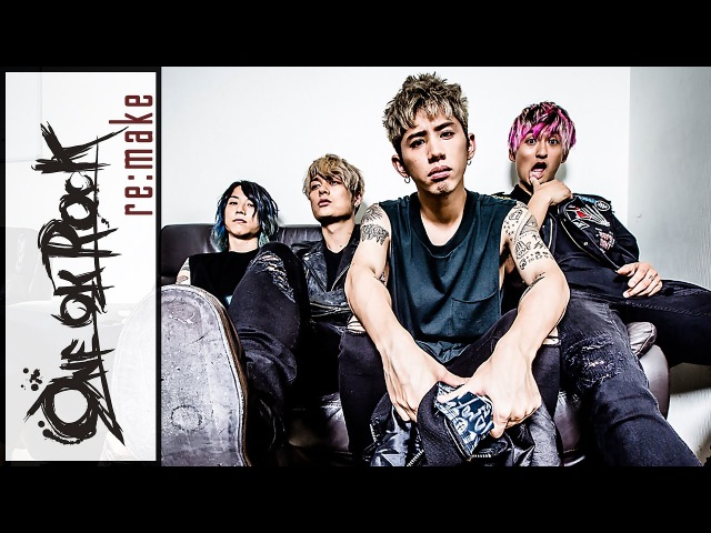 ONE OK ROCK - Re:make (Jackie-O Russian Version)