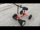 HoverBike New Transportation Solution Using HoverBoard Patent Pending