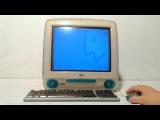 Обзор Apple iMac G3 на русском языке