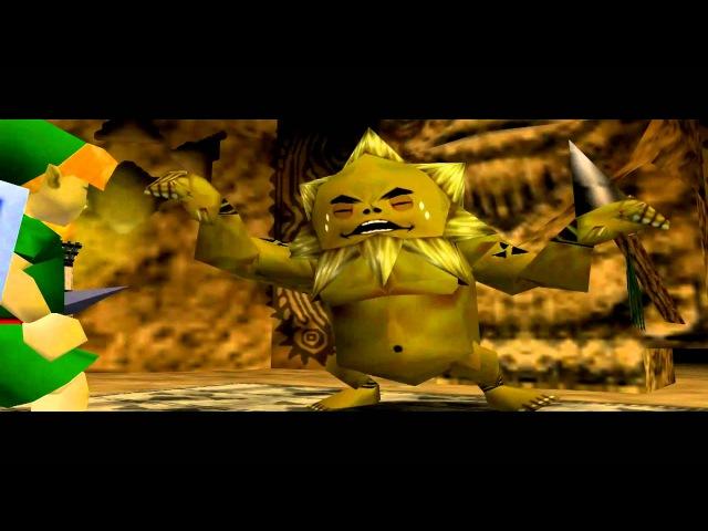 Legend of Zelda: Ocarina of Time - Darunia Dance (HD)
