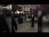 В сети появилось первое видео взрыва в Лондонском метро