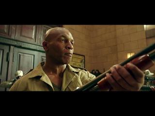 China Salesman (中国推销员, 2017) Mike Tyson / Steven Seagal action trailer