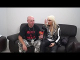 Doro interview Hard n Heavy MK Macedonian TV Show 10.06.2017 Midalidare Fest