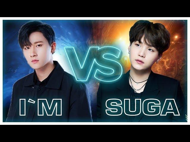 [RAP BATTLE] I.M (MONSTA X) vs SUGA (BTS)