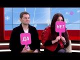Ирина Дубцова и Леонид Руденко  в программе