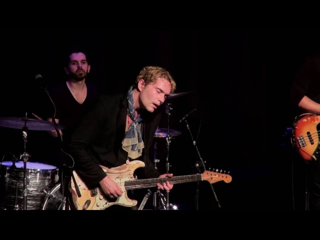 Philip Sayce Alchemy Live Music by the Bay 2016