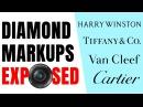 Diamond Markups Exposed at Tiffany, Cartier – hidden cam