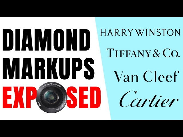 Diamond Markups Exposed at Tiffany Cartier hidden cam