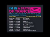 Armin van Buuren - A State Of Trance 750 Miami, Warm-up set (20.03.2016), Ultra Music Festival 2016