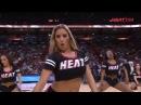 Miami Heat Dancers Performance | Thunder vs Heat | December 27, 2016 | 2016-17 NBA Season