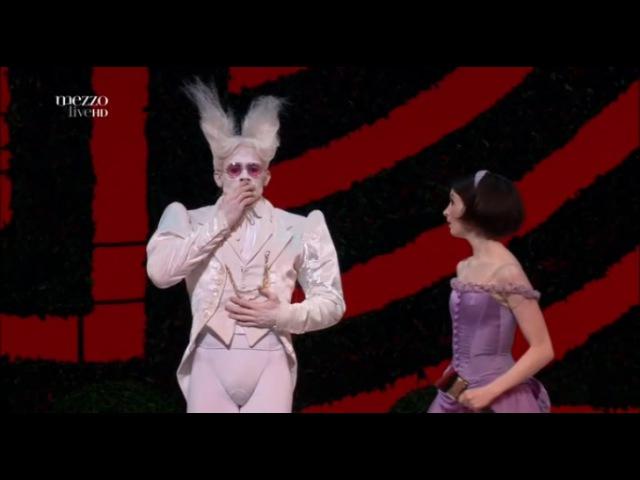 Балет Алиса в стране чудес 2011 - Royal Ballet (Сергей Полунин)