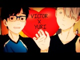 MDS Victor x Yuri - Closer - MEP Part 2 - Happy Valentine's Day