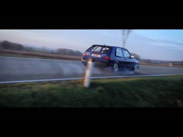 VW Golf MKII - 20V Turbo