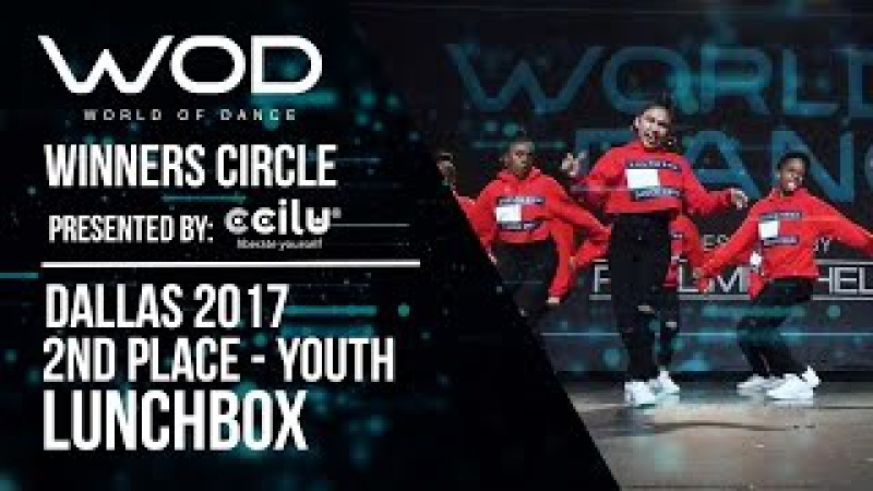 Lunchbox   2nd Place - Youth Division   World of Dance Dallas 2017   WODDALLAS17
