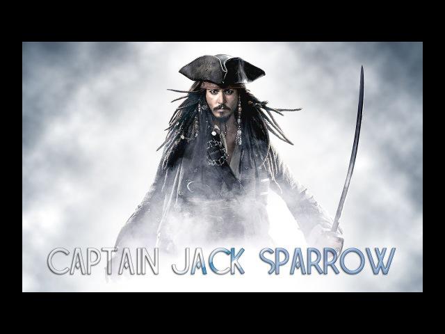 Captain Jack Sparrow • He's a Pirate