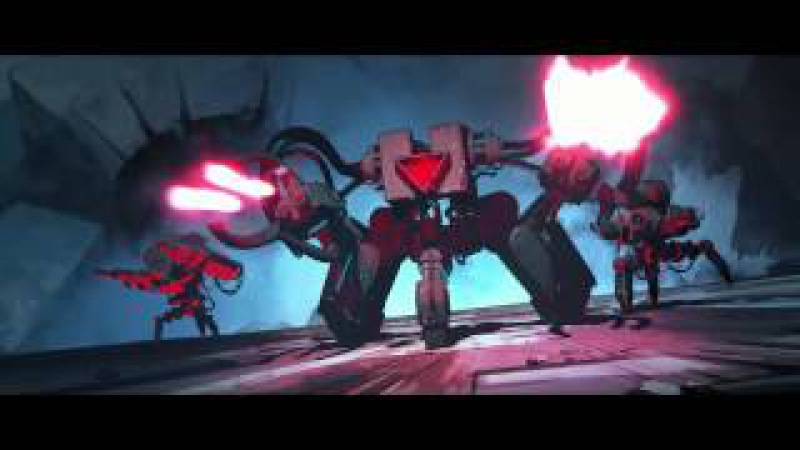 Nex Machina Official Announcement Trailer 4K