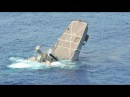 Sinking a US Navy Warship - Hits by Missiles Torpedoes [ Exercise RIMPAC | Compilation ]