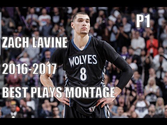 Zach Lavine 2016 - 2017 Best Plays Montage Pt.1 - Top Killer!