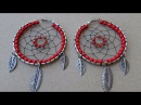 How To Create Exotic Dream Catcher Earrings - DIY Style Tutorial - Guidecentral