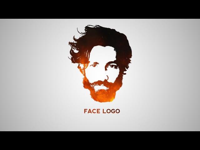 Photoshop Effects Tutorial - Creative Fire Design Face Logo