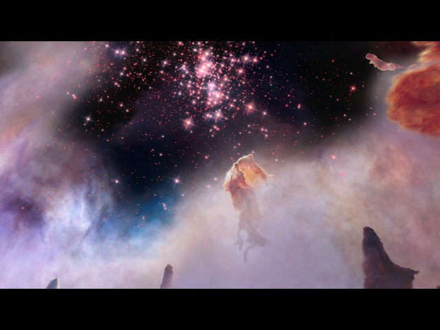 Celestial Fireworks: Into Star Cluster Westerlund 2