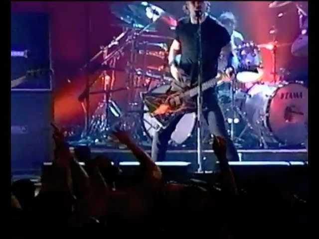 Metallica - Turn The Page (Live) 11-24-98