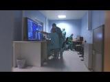 Новосибирский Mannequin Challenge в операционной