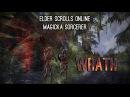 Magicka Sorcerer Build Wrath PvP - Homestead