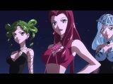 Sailor Moon Crystal Season 3 Act 28 Speech and Battle