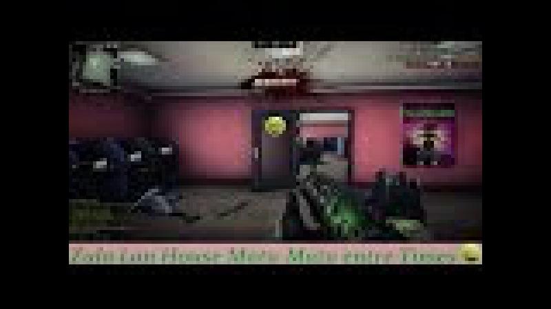 Zula Trocando tiros na Lan Eletro House Mata-Mata entre Times só vem galera XD