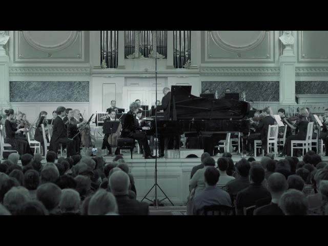 Иван Бессонов - С.Рахманинов Концерт для ф-но с оркестром №1