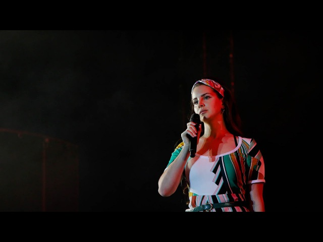 Lana Del Rey Lust For Life Radio 1's Big Weekend 2017