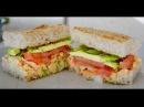 Веганский Сэндвич С Нутом ☀️ Vegan Tuna Salad ☀️ Веганские Рецепты