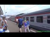 ED4M Moskwa-Kurskaja - Szczerbinka  ЭД4М Москва-Курская - Щербинка