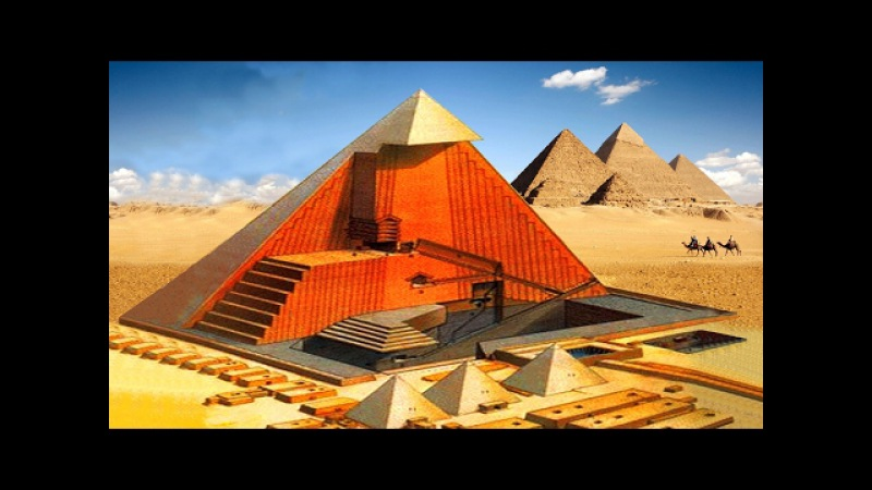 Discovery Взрывая историю Тайны Великой пирамиды (2016)