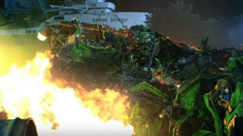 Transformers 4: A Era Da Extinção - Lockdown Assassina Ratchet