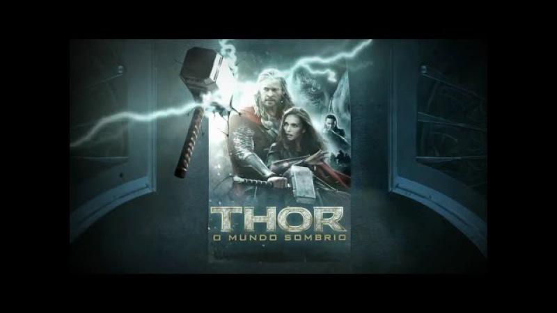 (Chamada) Thor: O Mundo Sombrio - Tela Quente 23/01/2017