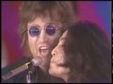 John Lennon &amp Yoko Ono - Jerry Lewis Telethon