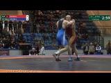ЧР 2017: вк до 98 кг Евлоев - Мусаев