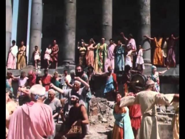 Абдулов песня колхидского купца Шалом