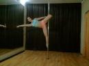 Pole Dance Sport Elements ДИВА, 2 варианта Купидон Видео таблица для уровня 2