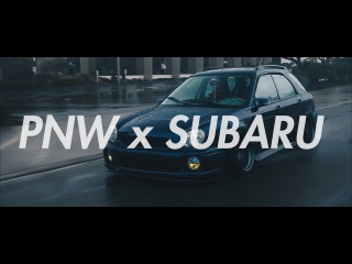 Subarus In The Pacific North West | Funky