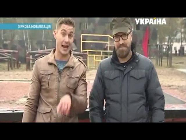 Ранок з Україною - Унікальний експеримент - зірки шоу-бізнесу на смузі перешкод